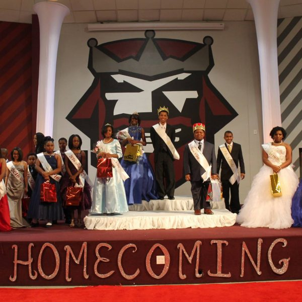 Homecoming Pageant