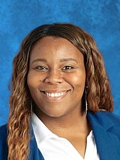 Ms. Ashley Scott